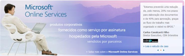 Microsoft BPOS